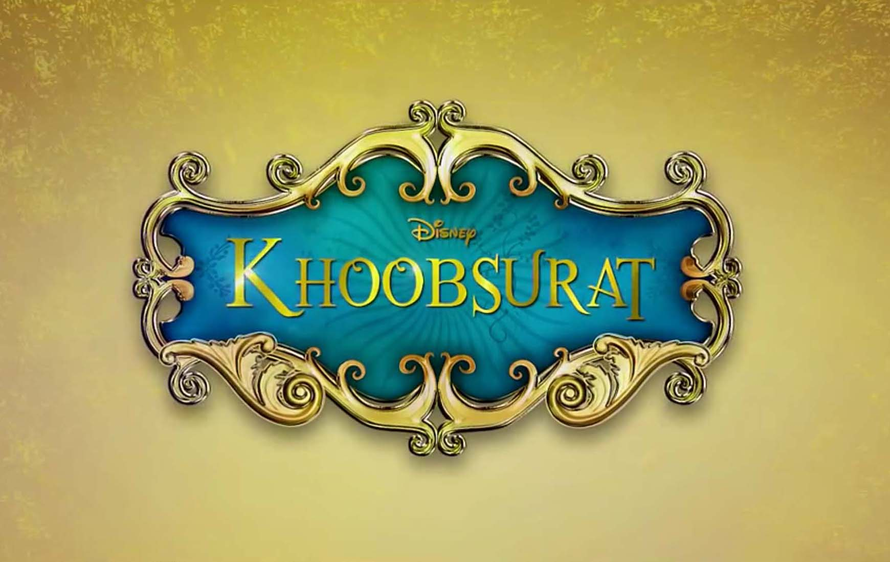 Khoobsurat Title Sequence
